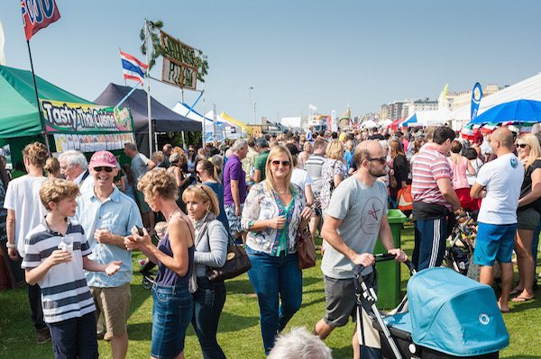 Brighton and Hove Food and Drink Festival 2015