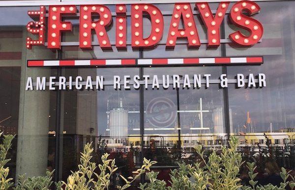 TGI Fridays Brighton Marina Restaurant