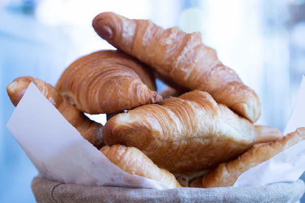 Croissants - The Flour Pot Bakery, Sydney Street, North Laine