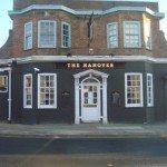 The Hanover, Brighton, Queens Park Road, food pubs Brighton