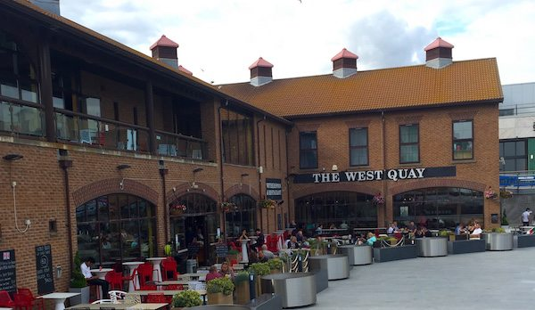 The West Quay, Brighton Marina Restaurants