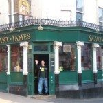 st james, food pubs Brighton