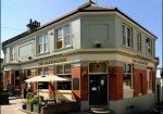 the hartington, food pubs Brighton