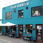 The Greys Pub, Southover Street, Hanover, Brighton