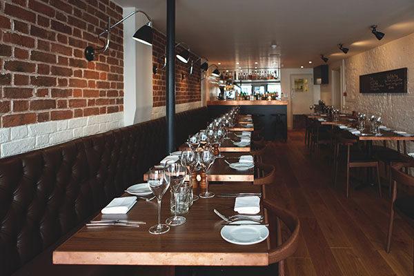 Gingerman Restaurant Best Restaurant Brighton Restaurant Awards BRAVO