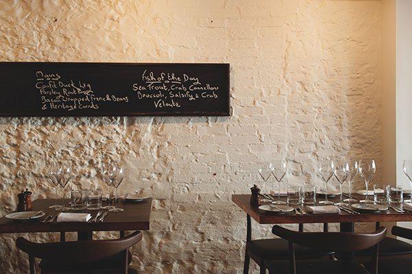 Gingerman Restaurant Brighton - AA Rosette Awards in Brighton