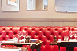 The Ginger Dog restaurant, Best Pub Grub Brighton Restaurant Awards BRAVO
