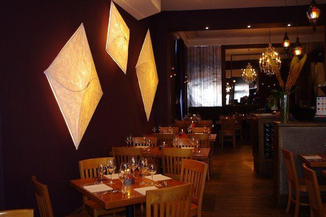 Indian Summer Restaurant East Street Brighton