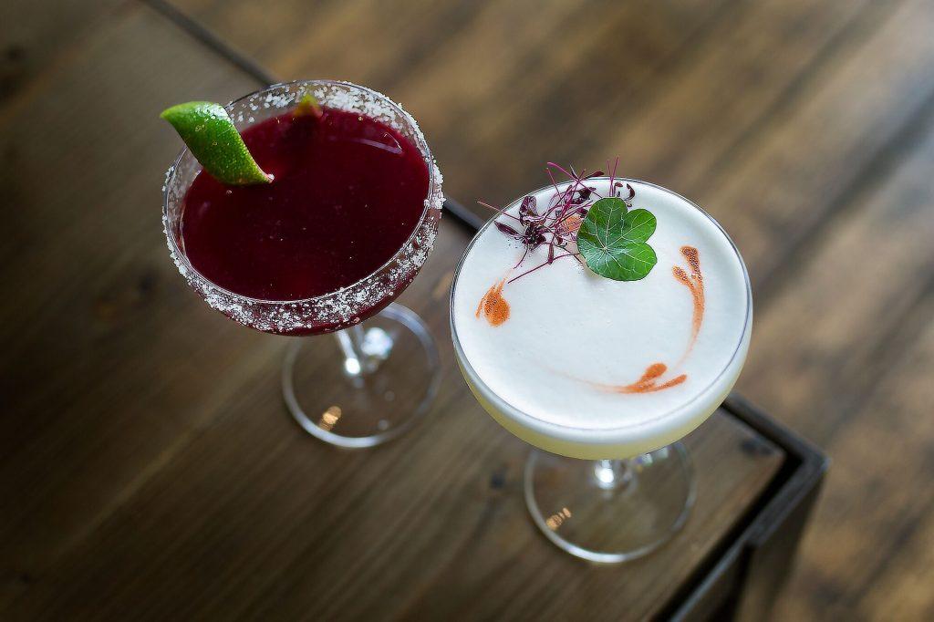 Cocktails at Plateau Restaurants Brighton - Plateau Brighton