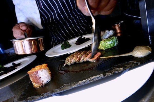 The Restaurant at Drakes, Brighton, Fine Dining