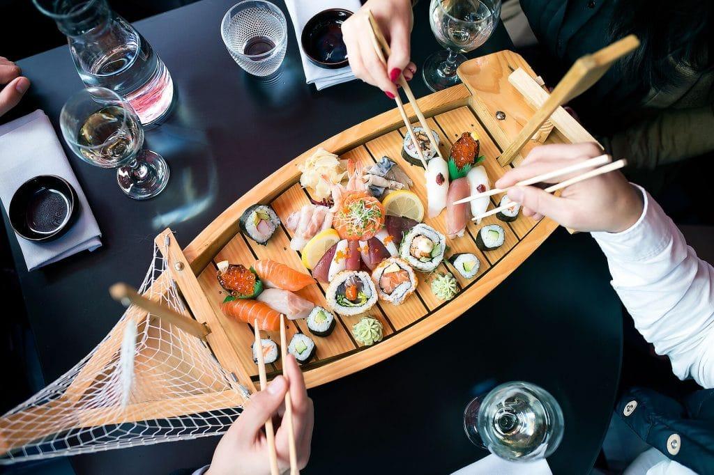 Moshimo Best Restaurant Brighton Restaurant Awards BRAVO