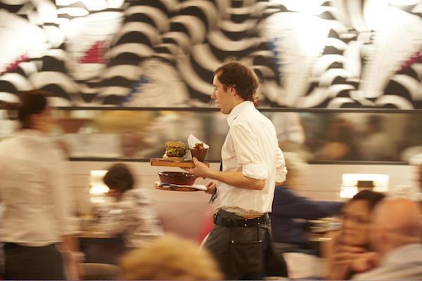 Jamie's Italian Restaurant, Brighton