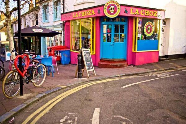 la choza Best Family Friendly Brighton Restaurant Awards BRAVO