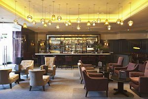 The Hilton Brighton Metropole Hotel, the Water House Bar