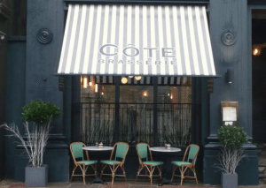 Cote French Restaurant, Brighton