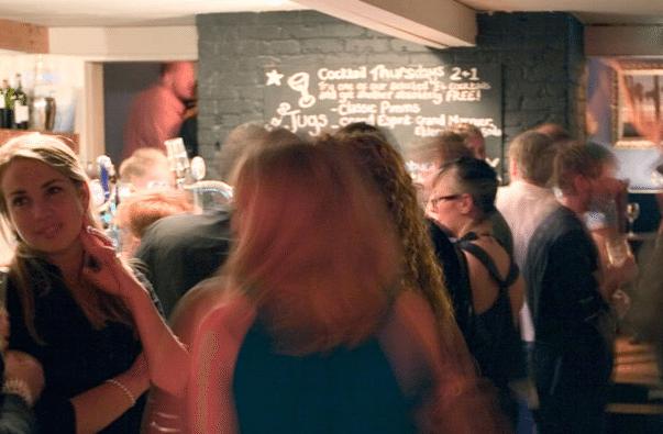Brighton Rocks, Kemp Town, Brighton restaurant and Bar