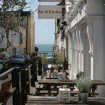Brighton Rocks Bar and Restaurant, Kemp Town, food pubs Brighton