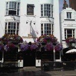 Cricketers, Black Lion Street, Brighton Pub