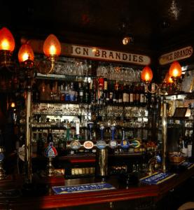 The Cricketers, Brighton, Pub, Black Lion Street