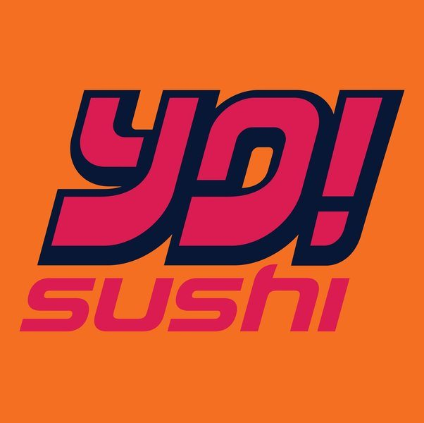 Yo Sushi Logo Yo Sushi Brighton Sushi Japanese