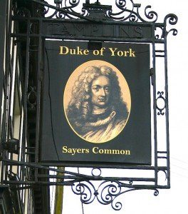 Duke of York, Sayers Common, Sussex Food Pub