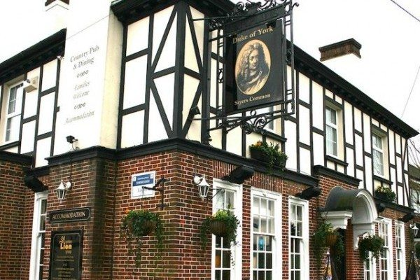 Duke of York, Sayers Common, Sussex Food Pub, food pubs Brighton