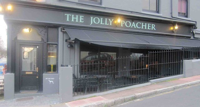 The Jolly Poacher Brighton Food Pub And Restaurant