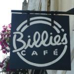 Billie's Cafe Brighton, Breakfast