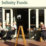 Breakfast in Brighton, Infinity Foods Cafe