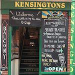 Breakfast in Brighton, Kensingtons Cafe