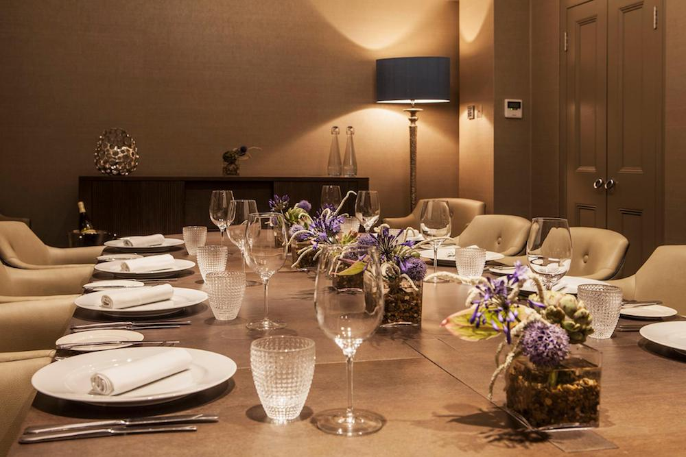Private Dining at The Grand Hotel