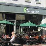 Mange Tout, Brighton, French restaurant, breakfasts