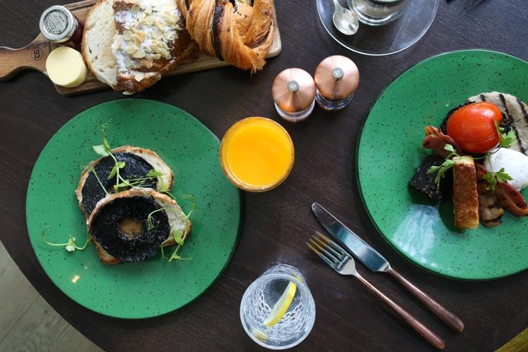 The Best Breakfast in Brighton - the Grand Hotel in Brighton