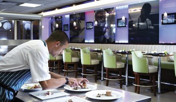 The Pass Restaurant, Sussex Restaurant, South Lodge Hotel, Matt Gillan