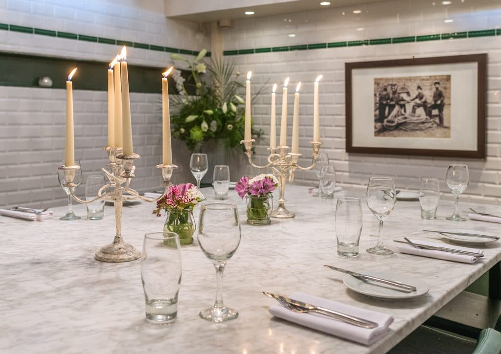 Riddle and Finns - Private Dining