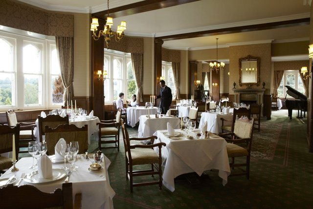 Chef profile andrew wilson ashdown park anderida for Dining at at t park