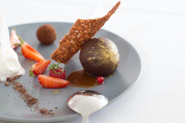 Chocolate - 24 St Georges Restaurant