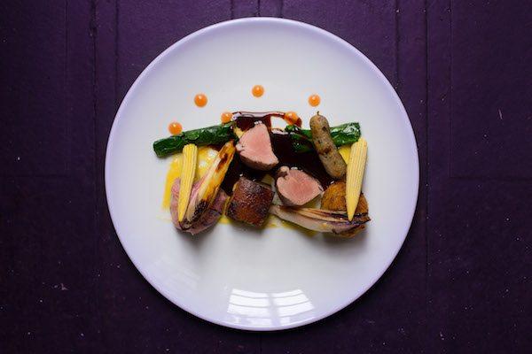 Piglet BBQ - 24 St Georges Restaurant - OctoberBEST Brighton