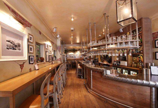 Brighton Food Pub, restaurant, Brighton, Hotel Du Vin, British Pub, Ship Street
