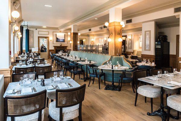 Dining Room - Hotel du Vin Brighton.