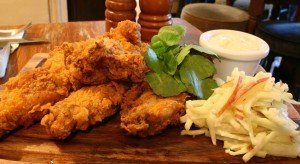 Chicken Wings - Sussex Yeoman Review 091
