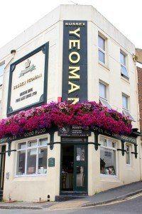 The Sussex Yeoman, Food Pub, Gastro Pub, Brighton