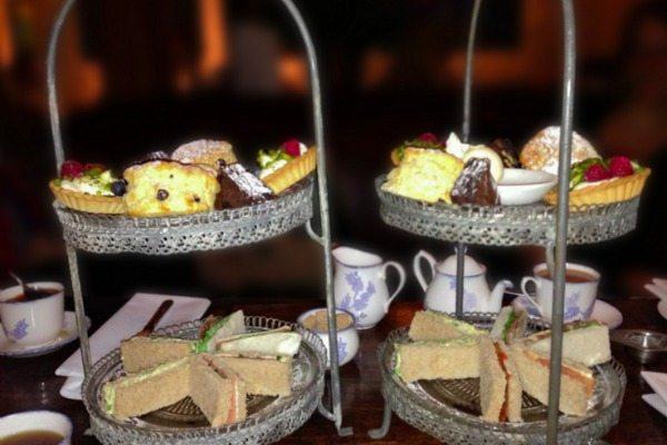 Afternoon tea at Hotel Du Vin Brighton