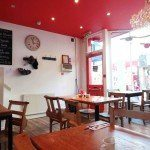 FOOD REVIEW: The Manor Cafe, Gardner Street, Brighton
