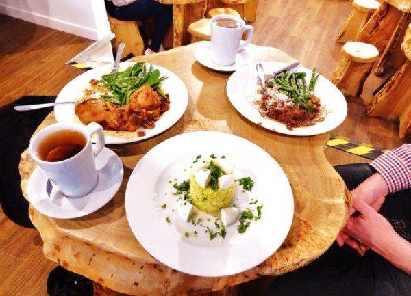Foodilic restaurant, Western road, Brighton