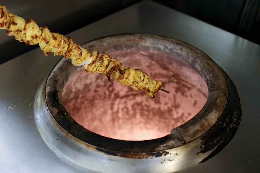 Indian Summer Brighton - Tandoor Oven