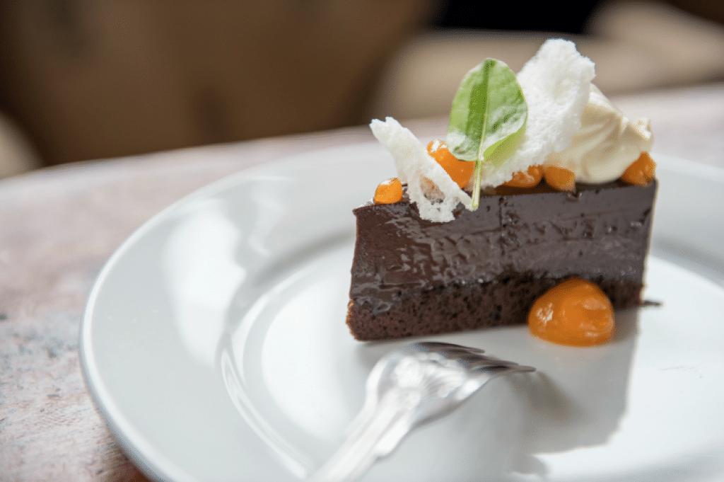 Pudding at The Chimney House Restaurants Brighton