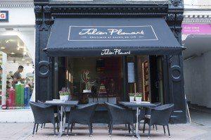 Julien Plumart, pastry chef, Cocoa Patisserie (queens Road) and the Boutique Et Salon De The (Dukes Street)Brighton