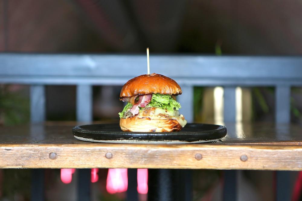 Lucky Beach Burger - Best Burger in Brighton - Burgers Brighton