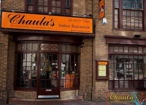 Chaula S Indian Restaurant Brighton Curry House
